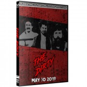 "IWA Mid-South DVD May 30, 2019 ""The Dirty"" - Jeffersonville, IN"