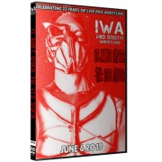 """IWA Mid-South DVD June 6, 2019 """"It Ain't Over Till Its Over"""" - Jeffersonville, IN"""