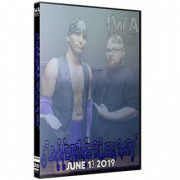 "IWA Mid-South DVD June 13, 2019 ""Summertime Blues Baby"" - Jeffersonville, IN"