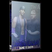 "IWA Mid-South DVD June 13, 2019 ""Summertime Blues Baby"" - Jeffersonville, IN"