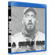 "IWA Mid-South Blu-ray/DVD August 3, 2019 ""A Simple Man"" - Jeffersonville, IN"