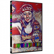 "IWA Mid-South DVD August 8, 2019 ""Now We Go To School"" - Jeffersonville, IN"