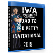 "IWA Mid-South Blu-ray/DVD ""Road to the Ted Petty Invitational"""
