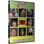 "IWA Mid-South DVD September 26, 2019 ""Lethal Lottery"" - Jeffersonville, IN"