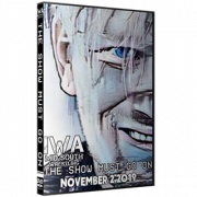 "IWA Mid-South DVD November 2, 2019 ""The Show Must Go On"" - Jeffersonville, IN"