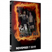 "IWA Mid-South DVD November 7, 2019 ""I Want It All"" - Jeffersonville, IN"