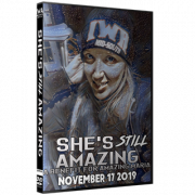 "IWA Mid-South DVD November 17, 2019 ""She's Still Amazing"" - Jeffersonville, IN"