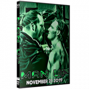 "IWA Mid-South DVD November 21, 2019 ""Man Up"" - Jeffersonville, IN"