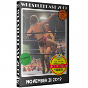 "IWA Mid-South DVD November 28, 2019 ""Wrestlefeast"" - Jeffersonville, IN"