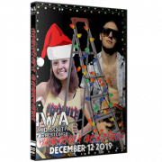 "IWA Mid-South DVD December 12, 2019 ""Seasons Beatings"" - Jeffersonville, IN"
