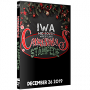 "IWA Mid-South DVD December 26, 2019 ""Christmas Stampede"" - Jeffersonville, IN"