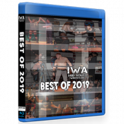 "IWA Mid-South Blu-ray/DVD ""Best Of 2019"""