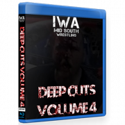 "IWA Mid-South Blu-ray/DVD ""Deep Cuts Vol. 4"""