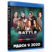 "IWA Mid-South Blu-ray/DVD March 14, 2020 ""Battle Broads 3"" - Jeffersonville, IN"