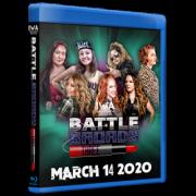 """IWA Mid-South Blu-ray/DVD March 14, 2020 """"Battle Broads 3"""" - Jeffersonville, IN"""