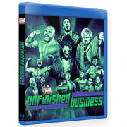 "IWA Mid-South Blu-ray/DVD June 19, 2020 ""Unfinished Business"" - Indianapolis, IN"
