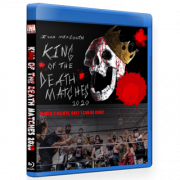 "IWA Mid-South Blu-ray/DVD July 31 & August 1, 2020 ""King of the Death Match Tournament 2020"" - Connersville, IN"