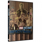 "IWA Mid-South DVD August 21, 2020 ""Home Improvement #1"" - Connersville, IN"