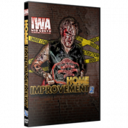 "IWA Mid-South DVD August 28, 2020 ""Home Improvement #2"" - Connersville, IN"
