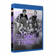 "IWA Mid-South Blu-ray/DVD September 25, 2020 ""Prince Of The Death Matches 2020"" - Connersville, IN"