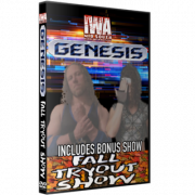 "IWA Mid-South DVD October 16 & 18, 2020 ""Genesis & Fall Tryout Show"" - Connersville, IN"