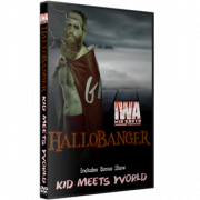 "IWA Mid-South DVD October 22 & 23, 2020 ""Hallobanger & Kid Meets World"" - Jeffersonville & Connersville, IN"