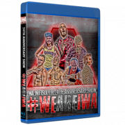 "IWA Mid-South Blu-ray/DVD October 24, 2020 ""24th Anniversary: #WeAreIWA"" - Indianapolis, IN"