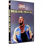"IWA Mid-South DVD October 30, 2020 ""Hocus Eye-Poke Us"" - Jeffersonville, IN"