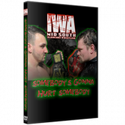 "IWA Mid-South DVD November 7, 2020 ""Somebody's Gonna Hurt Somebody"" - Jeffersonville, IN"