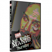 "IWA Mid-South DVD November 19, 2020 ""Just Another Manic Thursday"" - Jeffersonville, IN"