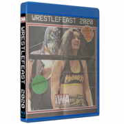 "IWA Mid-South Blu-ray/DVD November 26, 2020 ""Wrestlefeast"" - Jeffersonville, IN"