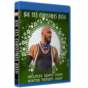"IWA Mid-South Blu-ray/DVD December 17 & 19, 2020 ""Tryout Show & Big Ass Christmas Bash"" - Jeffersonville, IN"