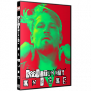"IWA Mid-South DVD February 4, 2021 ""Opportunity Knocks"" - Jeffersonville, IN"