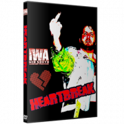 "IWA Mid-South DVD February 11, 2021 ""Heartbreak"" - Jeffersonville, IN"