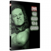 "IWA Mid-South DVD February 25, 2021 ""The Road To A Grand"" - Jeffersonville, IN"