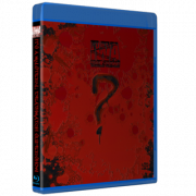"""IWA Mid-South Blu-ray/DVD March 13, 2021 """"It's a Mystery: Deathmatch Supershow"""" - Connersville, IN"""