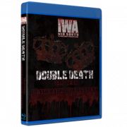 """IWA Mid-South Blu-ray/DVD April 3, 2021 """"Double Death 2021"""" - Connersville, IN"""