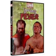 """IWA Mid-South DVD April 15, 2021 """"Spring Fever"""" - Jeffersonville, IN"""