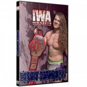 """IWA Mid-South DVD April 29, 2021 """"Derby Madness"""" - Jeffersonville, IN"""