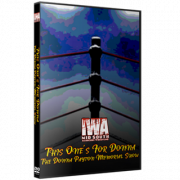 """IWA Mid-South DVD May 9, 2021 """"This One's For Donna"""" - Jeffersonville, IN"""