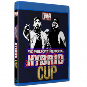 """IWA Mid-South Blu-ray/DVD May 15, 2021 """"Vic Philpott Memorial Hybrid Cup"""" - Jeffersonville, IN"""