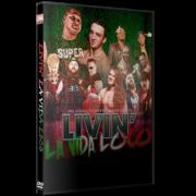 "IWA Mid-South DVD May 21, 2021 ""Livin La Vida Loco"" - Jeffersonville, IN"