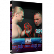 """IWA Mid-South DVD June 3, 2021 """"You Ain't Seen Crazy Yet"""" - Jeffersonville, IN"""