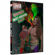 """IWA Mid-South DVD June 10, 2021 """"Revenge Served Cold"""" - Jeffersonville, IN"""