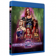 """IWA Mid-South Blu-ray/DVD June 17, 2021 """"Miss Independent 2"""" - Jeffersonville, IN"""