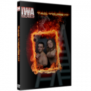 """IWA Mid-South DVD June 24, 2021 """"Tag You're It"""" - Jeffersonville, IN"""