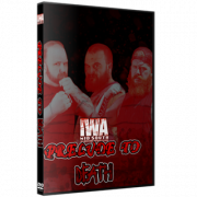 """IWA Mid-South DVD July 29, 2021 """"Prelude To Death"""" - Jeffersonville, IN"""
