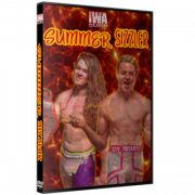 """IWA Mid-South DVD August 5, 2021 """"Summer Sizzler"""" - Jeffersonville, IN"""