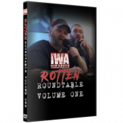 "IWA Mid-South DVD ""The Rotten Roundtable Volume 1"""