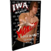 "IWA Mid-South DVD ""Moxicity: The Best Of Jon Moxley In IWA Mid-South"""